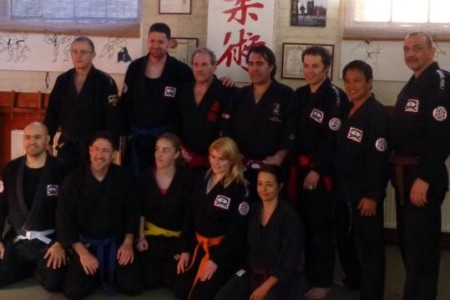 Jukoshin-Ryu-Seminar in London 2014