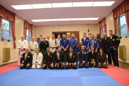 Jukoshin-Ryu-Seminar in London 2015