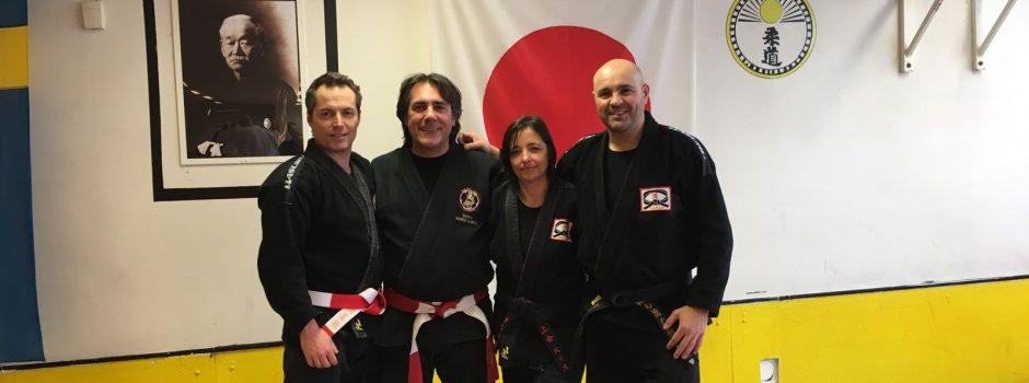 Jukoshin Ryu Seminar in Stockholm