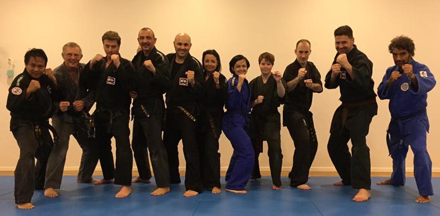 Jukoshin Ryu Studiengruppe
