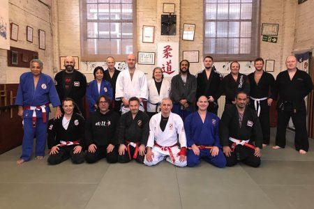 Jukoshin Ryu Camp in London (2019)